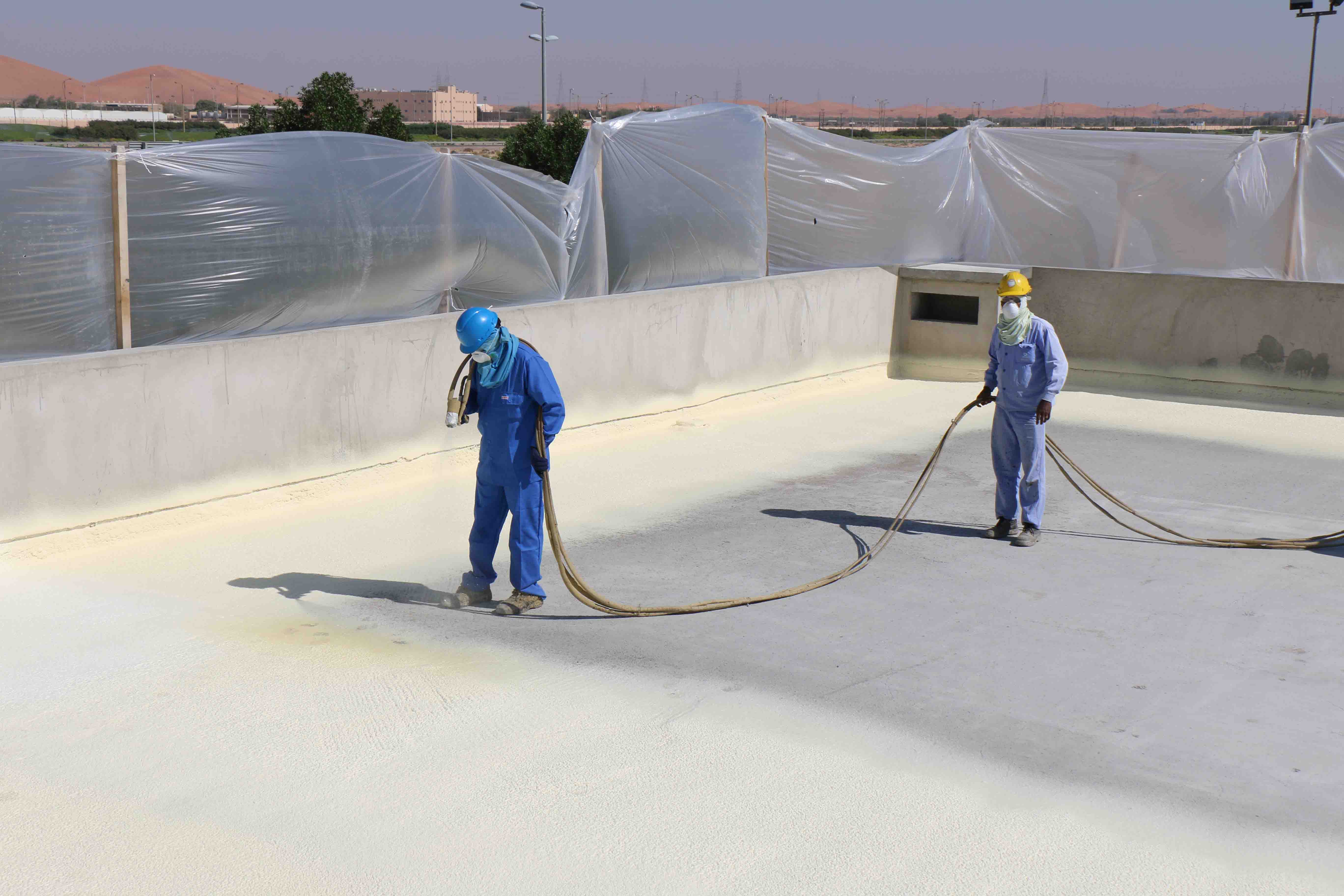 Combo Roof Waterproofing Systems